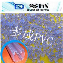 PVC透明硬料