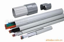 供应CPVC哈夫式电力电缆保护套管 UPVC哈弗线管