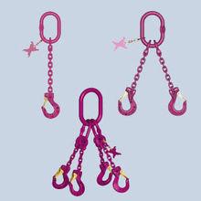 进口120级链条韩国路德吊链单腿刀具链条带出口德国吊索图片