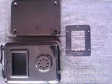 一氧化碳传感器报警器外壳