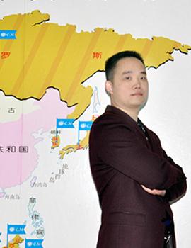 创美集团总经理谢广平:跨境电商是贸易新蓝海