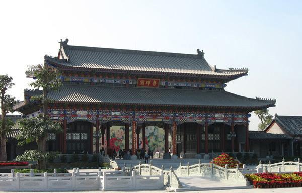 第26期:东莞新十景·国家4A级旅游景区—粤晖园旅游景区