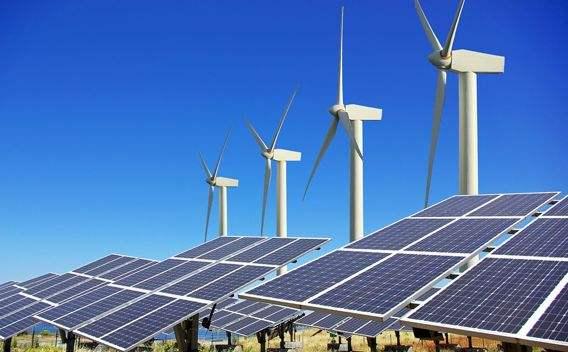 风电光伏等可再生能源发电成本持续下降