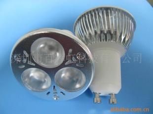 大功率铝型材220V3W   LED灯杯