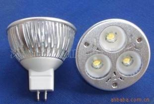 大功率LED灯杯(12v白光)
