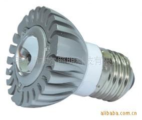 厂家直销,1W大功率LED灯杯
