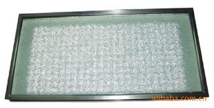 300*600集成吊顶LED灯,砖石玻璃面板