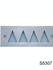 供应铝压铸长方形LED 壁灯