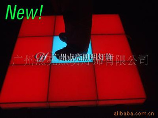 供应LED感应地砖灯