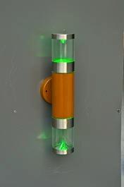 供应铝压铸LED上下罩壁灯