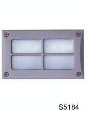 供应铝压铸长发型LED壁灯