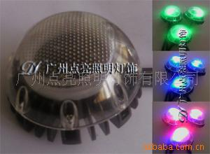 供应LED大功率灯具,LED点光源,点光灯