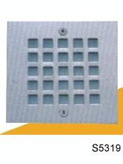 供应铝压铸方形格子状LED壁灯