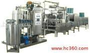 硬糖浇注机生产线、硬糖机械