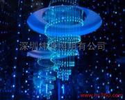 LED光纤灯饰,LED光纤吊灯