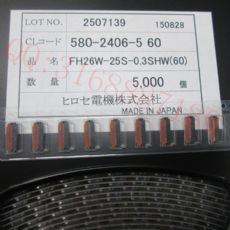 HRS广濑连接器FH26-21S-0.3SHW FH26W-21S-0.3SHW 0.3mm间距