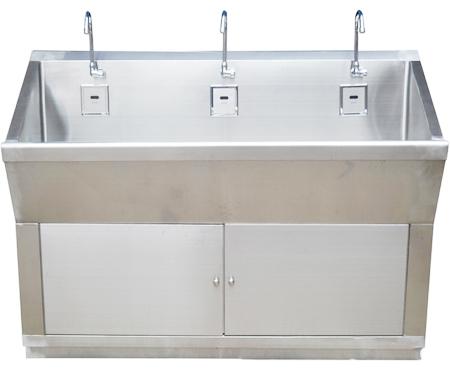 不锈钢板洗手台