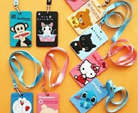 Silicone card holder003