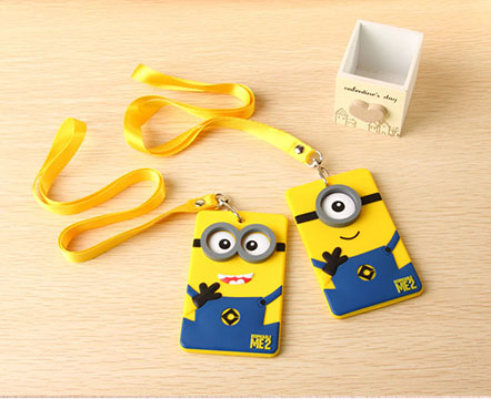 Silicone card holder005