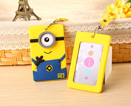 Silicone card holder007