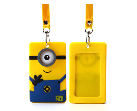 Silicone card holder009