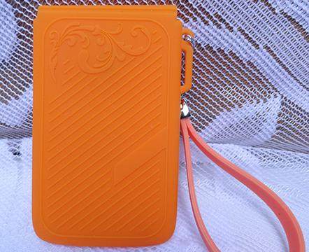 Silicone purse007