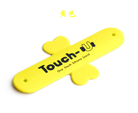 Silicone mobile phone holder003