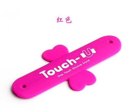 Silicone mobile phone holder009