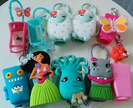 Sets of hand sanitizer001