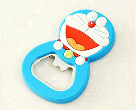 The silicone bottle opener 009