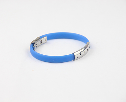 The silicone bracelet, 004