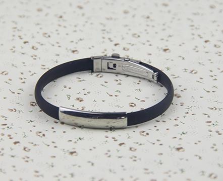 The silicone bracelet, 006