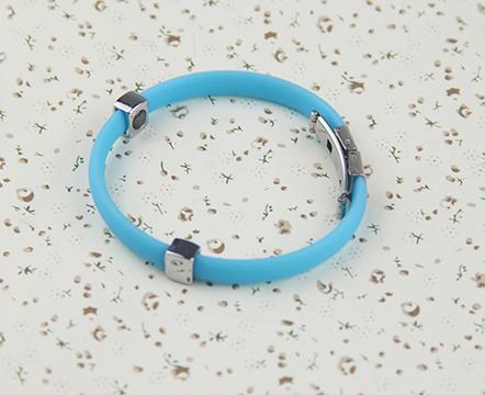The silicone bracelet, 007