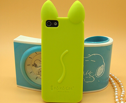 The silicone mobile phone sets of 005