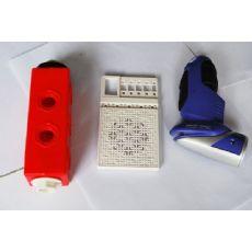 电动枪/收音机面壳/塑胶玩具