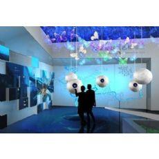 内蒙古全息沉浸式3D餐厅技术18520067861