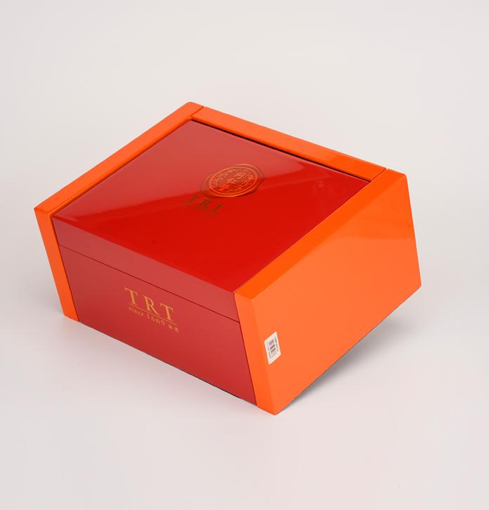 木制滋補品包裝訂做  木制瑪卡蟲草燕窩盒 高檔木制保健品包裝盒