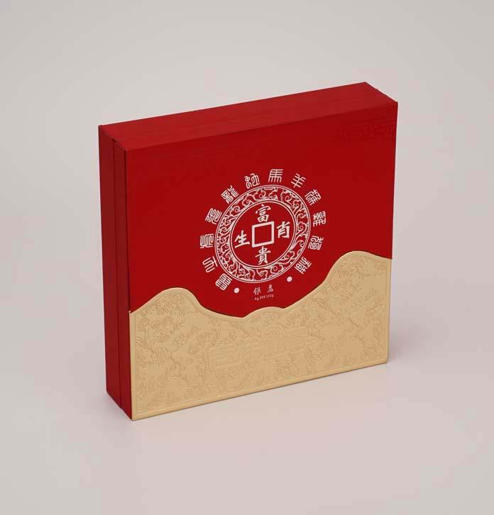 实力工厂生肖纪念币盒 豪华钱币包装    高档金银币盒定做 钱币套盒