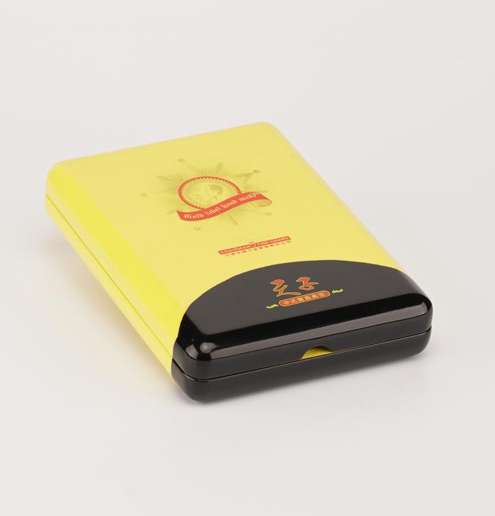 西達木雪茄盒 高光復古便攜雪茄木盒珍藏雪茄盒