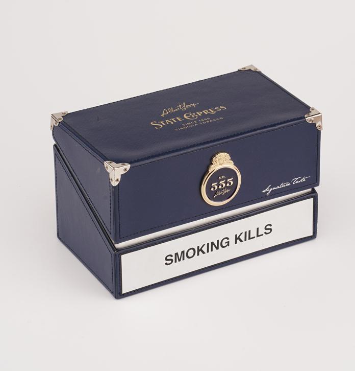 定制香煙包裝盒 精品卷煙盒定做廠家 香煙皮盒定制