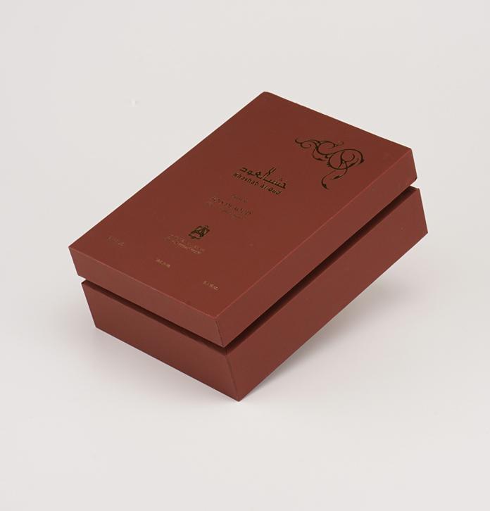 中東時尚香水包裝盒定做 輕奢香水木質禮盒包裝