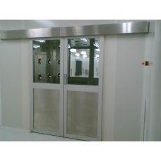 赤壁风淋室自动门