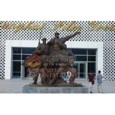东营雕塑厂家 东营雕塑公司