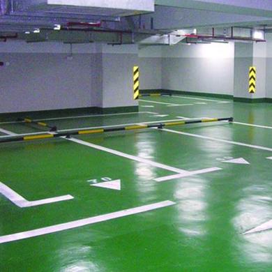 停车场地坪工程
