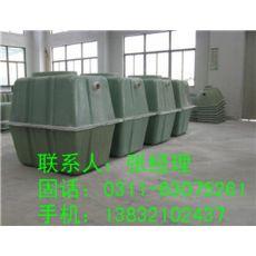 专业生产家用化粪池