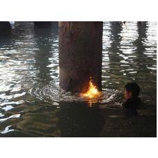姜堰市水下割桩公司*水下切割钢板桩