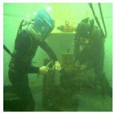 丽水市水下服务公司专业打捞服务