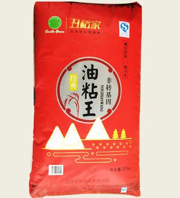 丑稻家油粘米