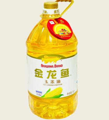 金龍魚玉米油5L