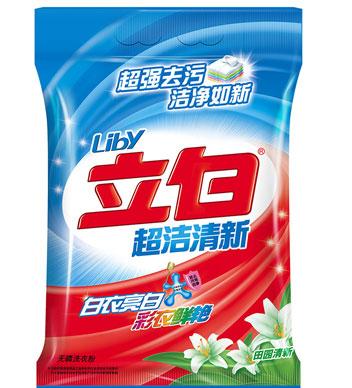 立白 超潔清新無磷洗衣粉